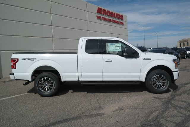 2018 F-150 Super Cab 4x4, Pickup #00059633 - photo 3