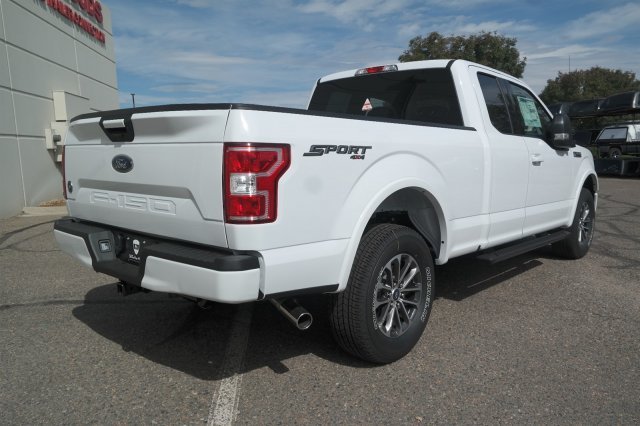 2018 F-150 Super Cab 4x4, Pickup #00059633 - photo 2