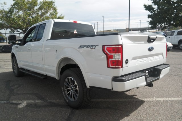 2018 F-150 Super Cab 4x4,  Pickup #00059633 - photo 6