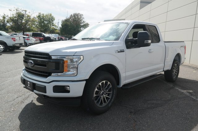 2018 F-150 Super Cab 4x4,  Pickup #00059633 - photo 8