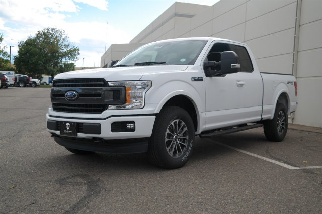 2018 F-150 Super Cab 4x4,  Pickup #00059636 - photo 9