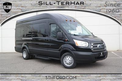 2019 Transit 350 HD High Roof DRW 4x2,  Passenger Wagon #00059675 - photo 1