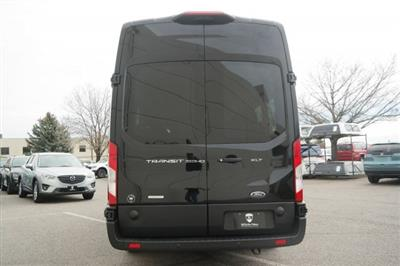 2019 Transit 350 HD High Roof DRW 4x2,  Passenger Wagon #00059675 - photo 4