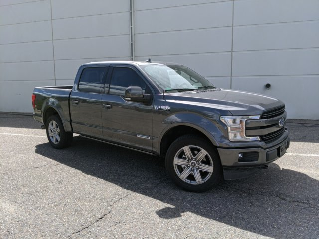 2018 F-150 SuperCrew Cab 4x4,  Pickup #00059852 - photo 1