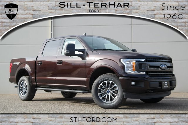 2019 F-150 SuperCrew Cab 4x4,  Pickup #00059979 - photo 1
