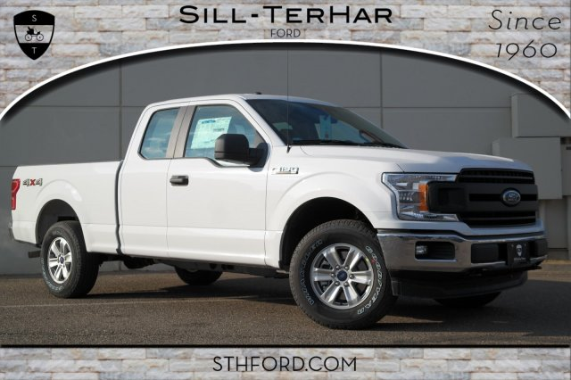 2019 F-150 Super Cab 4x4, Pickup #00060012 - photo 1