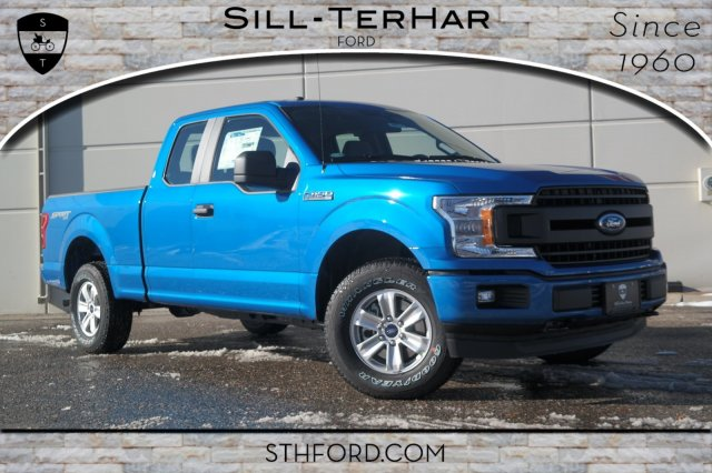 2019 F-150 Super Cab 4x4,  Pickup #00060016 - photo 1