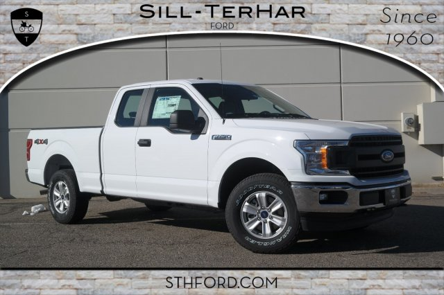 2019 F-150 Super Cab 4x4,  Pickup #00060027 - photo 1