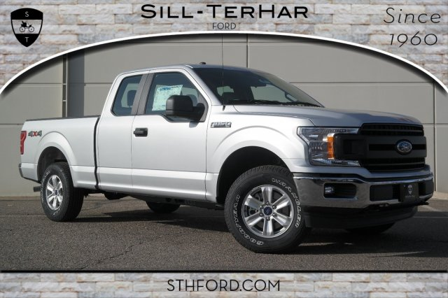 2019 F-150 Super Cab 4x4,  Pickup #00060028 - photo 1