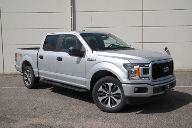 2019 F-150 SuperCrew Cab 4x4, Pickup #00060034 - photo 1