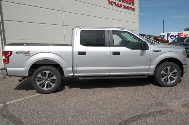 2019 F-150 SuperCrew Cab 4x4, Pickup #00060034 - photo 3