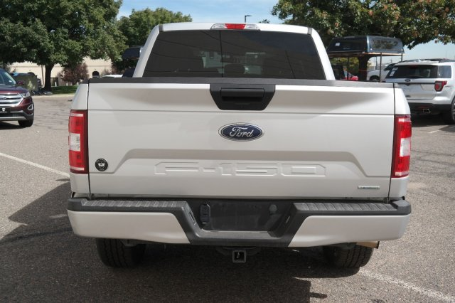 2019 F-150 SuperCrew Cab 4x4, Pickup #00060034 - photo 4