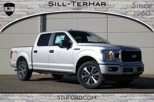 2019 F-150 SuperCrew Cab 4x4,  Pickup #00060035 - photo 1