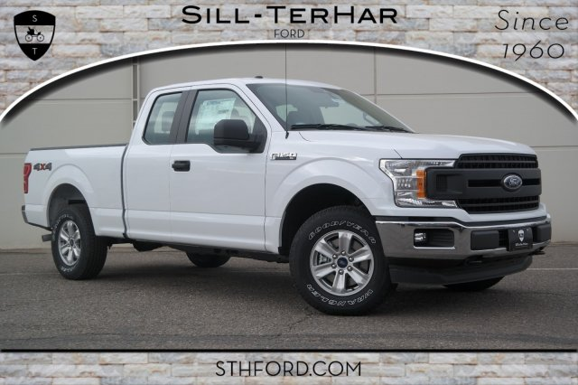 2019 F-150 Super Cab 4x4,  Pickup #00060043 - photo 1