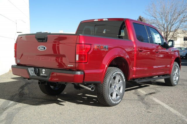 2019 F-150 SuperCrew Cab 4x4,  Pickup #00060058 - photo 1