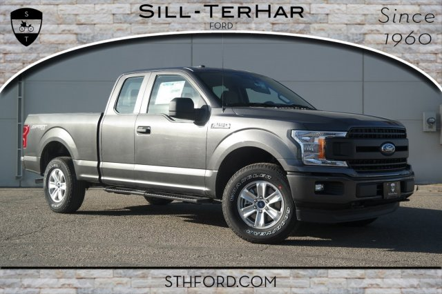 2019 F-150 Super Cab 4x4,  Pickup #00060061 - photo 1