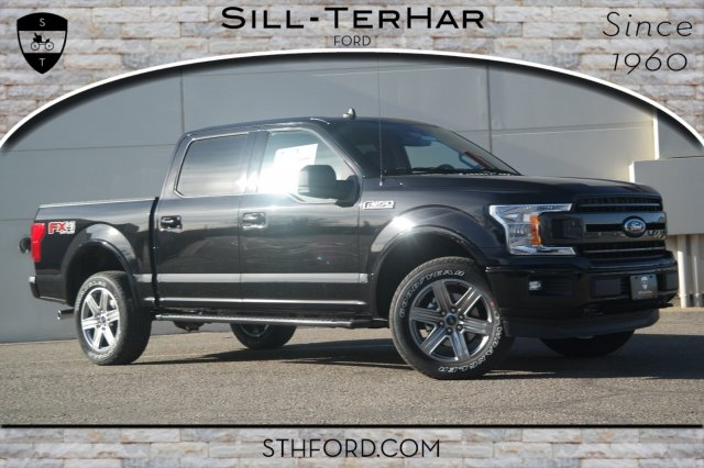 2019 F-150 SuperCrew Cab 4x4,  Pickup #00060081 - photo 1