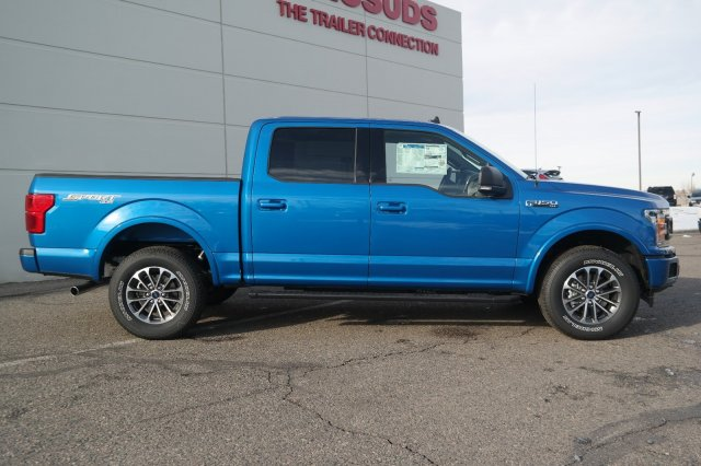 2019 F-150 SuperCrew Cab 4x4, Pickup #00060091 - photo 3