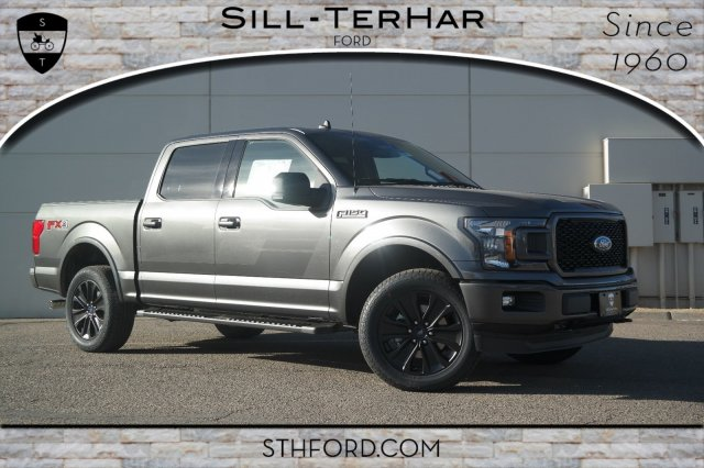 2019 F-150 SuperCrew Cab 4x4,  Pickup #00060097 - photo 1