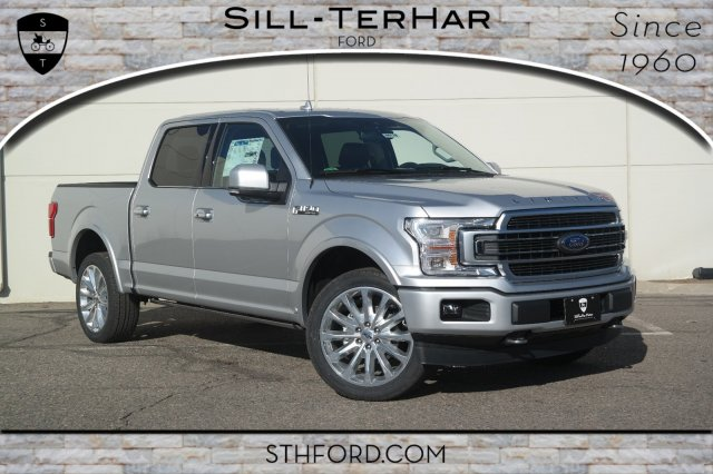 2019 F-150 SuperCrew Cab 4x4,  Pickup #00060138 - photo 1