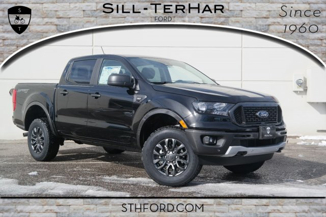 2019 Ranger SuperCrew Cab 4x4,  Pickup #00060174 - photo 1
