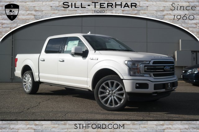 2019 F-150 SuperCrew Cab 4x4,  Pickup #00060185 - photo 1