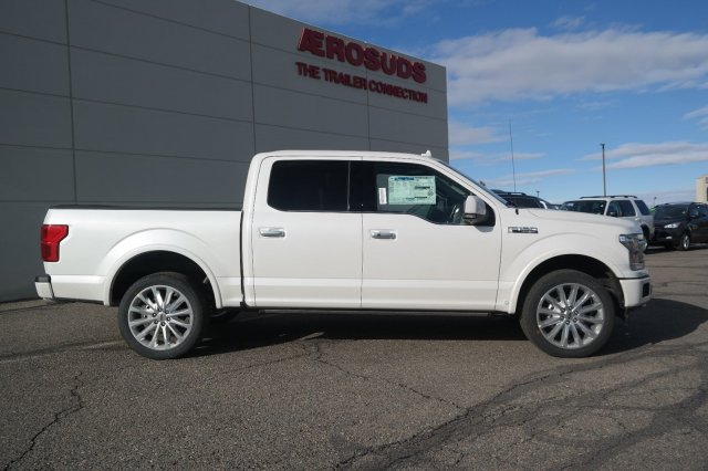 2019 F-150 SuperCrew Cab 4x4,  Pickup #00060185 - photo 3