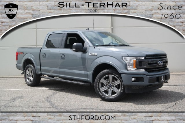 2019 F-150 SuperCrew Cab 4x4,  Pickup #00060199 - photo 1
