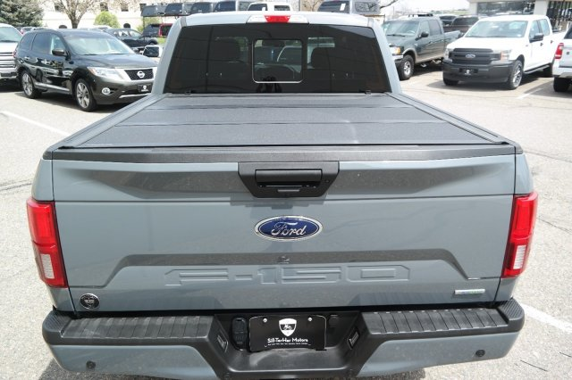 2019 F-150 SuperCrew Cab 4x4,  Pickup #00060199 - photo 8