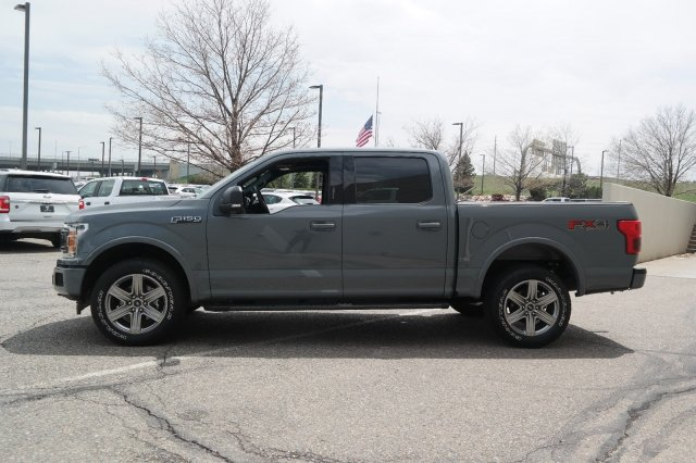 2019 F-150 SuperCrew Cab 4x4,  Pickup #00060199 - photo 10