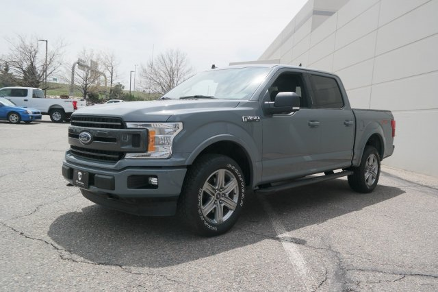 2019 F-150 SuperCrew Cab 4x4,  Pickup #00060199 - photo 11