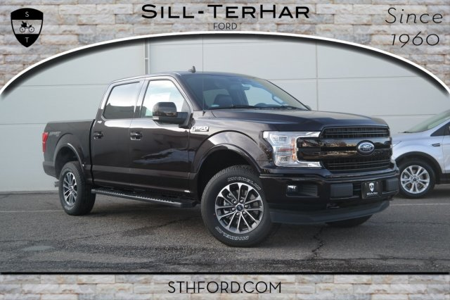 2019 F-150 SuperCrew Cab 4x4,  Pickup #00060202 - photo 1