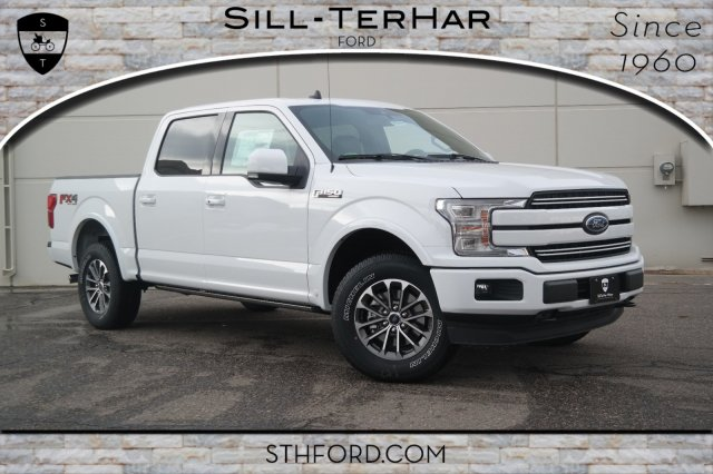 2019 F-150 SuperCrew Cab 4x4,  Pickup #00060208 - photo 1
