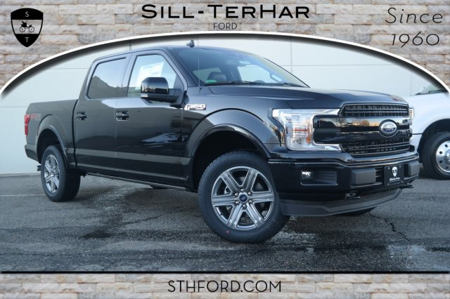 2019 F-150 SuperCrew Cab 4x4,  Pickup #00060209 - photo 1