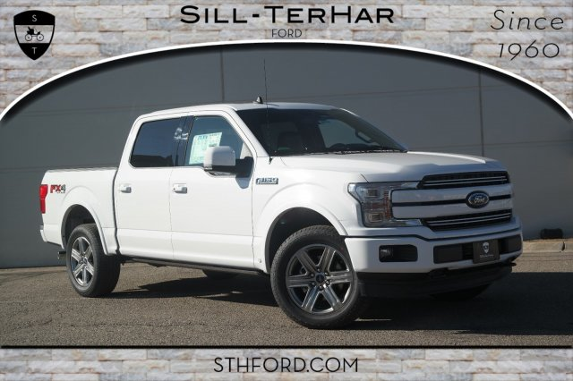 2019 F-150 SuperCrew Cab 4x4,  Pickup #00060210 - photo 1
