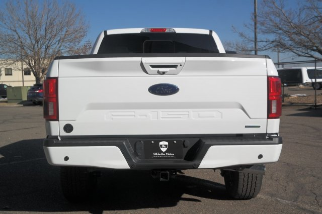 2019 F-150 SuperCrew Cab 4x4,  Pickup #00060210 - photo 4