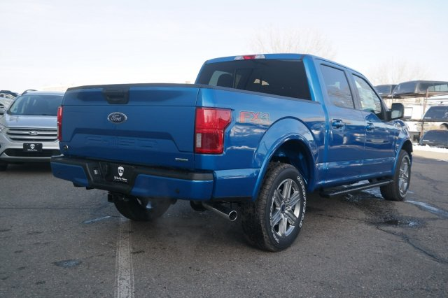 2019 F-150 SuperCrew Cab 4x4,  Pickup #00060212 - photo 1