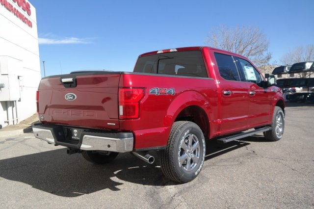 2019 F-150 SuperCrew Cab 4x4,  Pickup #00060244 - photo 2