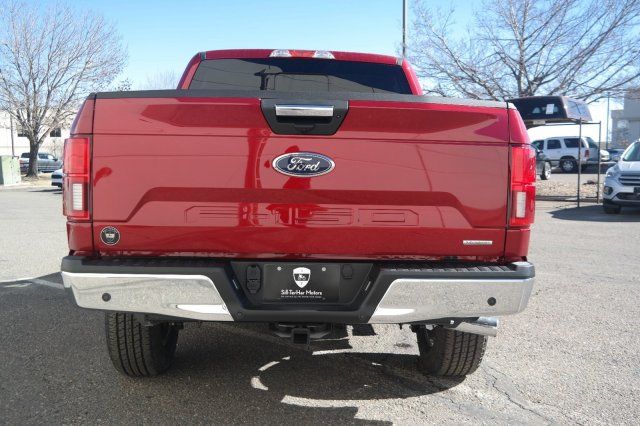 2019 F-150 SuperCrew Cab 4x4,  Pickup #00060244 - photo 4