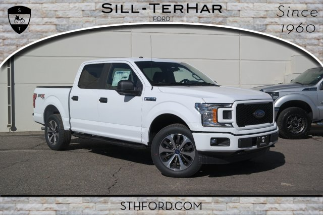 2019 F-150 SuperCrew Cab 4x4,  Pickup #00060267 - photo 1