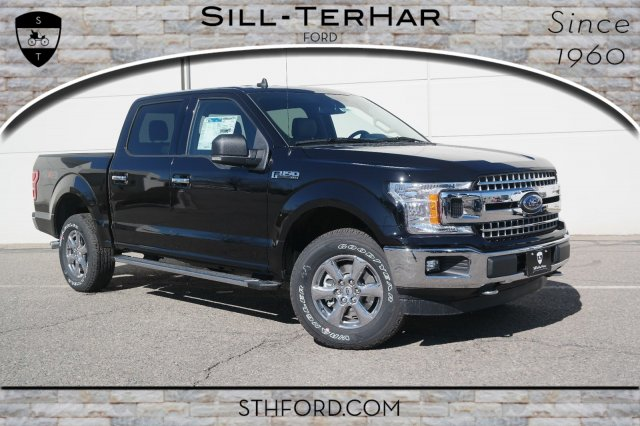 2019 F-150 SuperCrew Cab 4x4,  Pickup #00060283 - photo 1