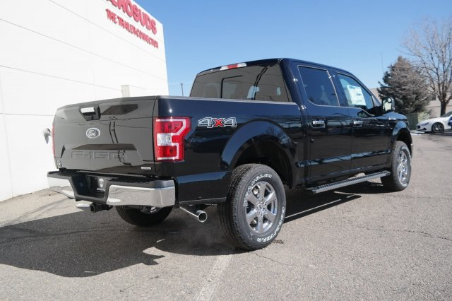 2019 F-150 SuperCrew Cab 4x4,  Pickup #00060283 - photo 2