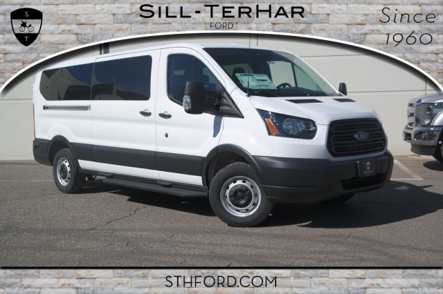 2019 Transit 350 Low Roof 4x2,  Passenger Wagon #00060286 - photo 1