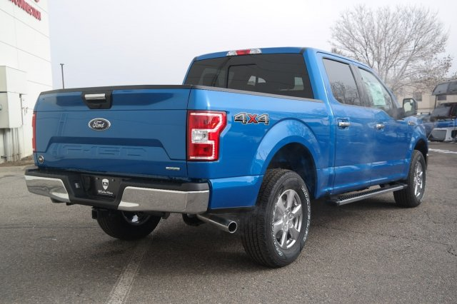 2019 F-150 SuperCrew Cab 4x4,  Pickup #00060298 - photo 1
