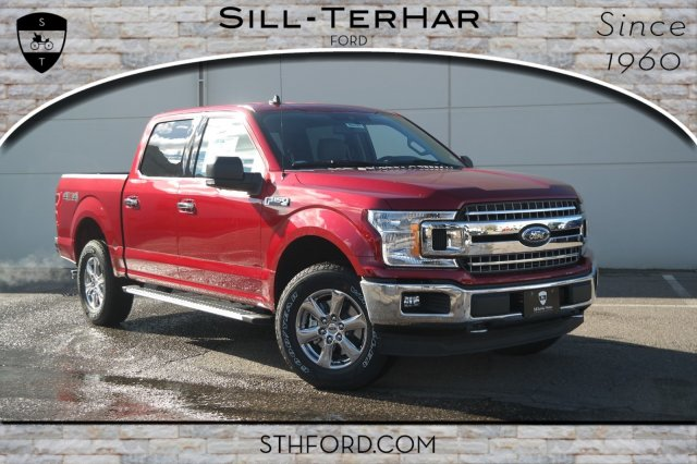 2019 F-150 SuperCrew Cab 4x4, Pickup #00060431 - photo 1