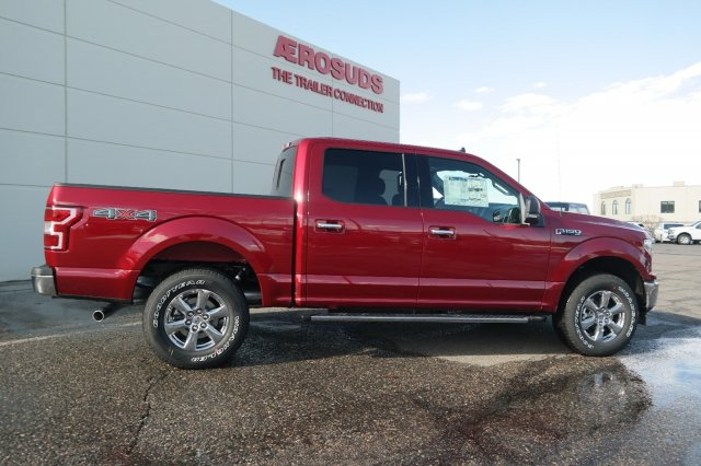 2019 F-150 SuperCrew Cab 4x4,  Pickup #00060431 - photo 3