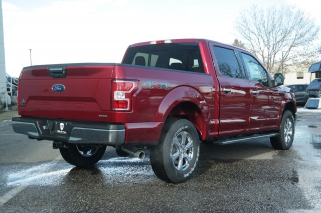 2019 F-150 SuperCrew Cab 4x4,  Pickup #00060431 - photo 2