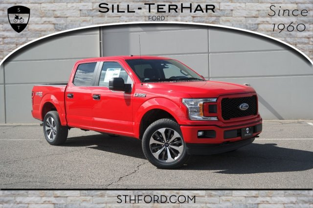 2019 F-150 SuperCrew Cab 4x4,  Pickup #00060437 - photo 1