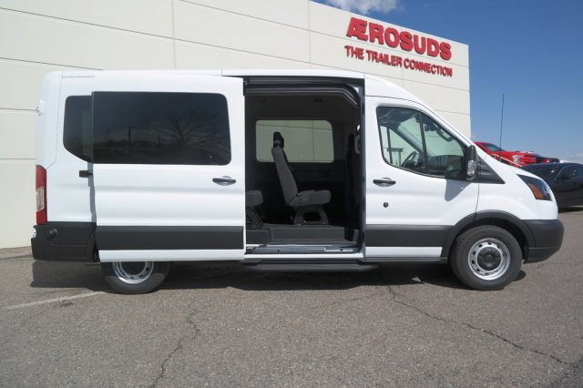 2019 Transit 350 Med Roof 4x2,  Passenger Wagon #00060469 - photo 4