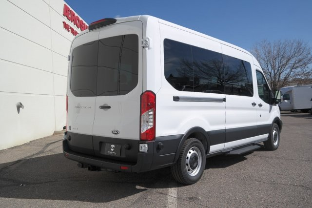 2019 Transit 350 Med Roof 4x2,  Passenger Wagon #00060469 - photo 1